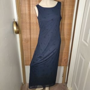 Vintage floor length formal dress size 10